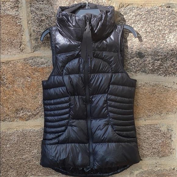 Lululemon Fluffin Awesome Vest - Size 4